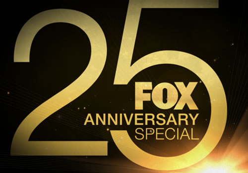 Fox 25th Anniversary