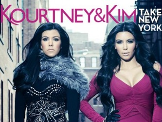 Kourtney and Kim Take New York