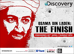 osama bin laden :The Finish